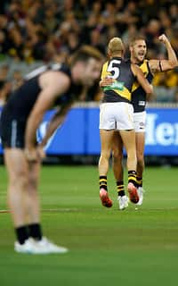Image result for carlton richmond round 1