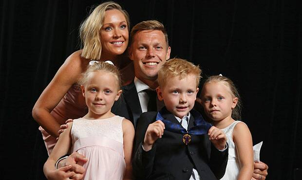 Sam Mitchell says his family is loving life in Western Australia