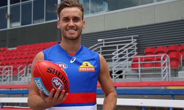 Image result for hayden crozier western bulldogs