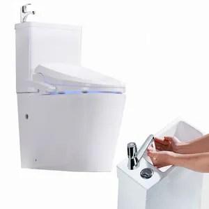 elegant toilet sink combo for modern