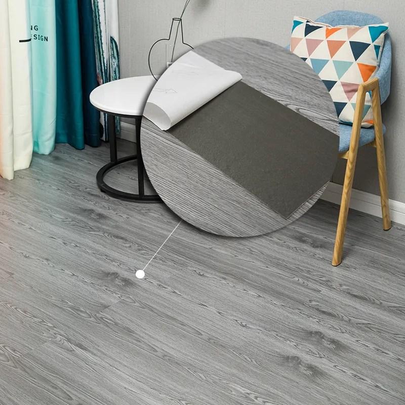 self adhesive wood look pvc flooring tile peel and stick vinyl tile flooring buy pvc flooring tile peel and stick vinyl vinyl tile flooring product on alibaba com