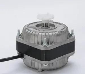 elco type shaded pole motor freezer fan motor