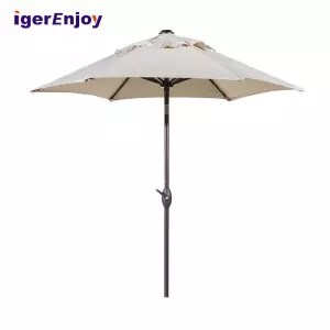 canopy parasol garden patio umbrella replacement sunshade market umbrella canopy for 2 7m 6 ribs sunbrella patio umbrella