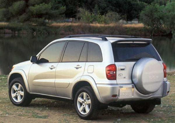 2005 Toyota RAV4 Pictures