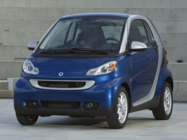 Squint Really Hard Smart Fortwo Gets Modest Update Autoblog