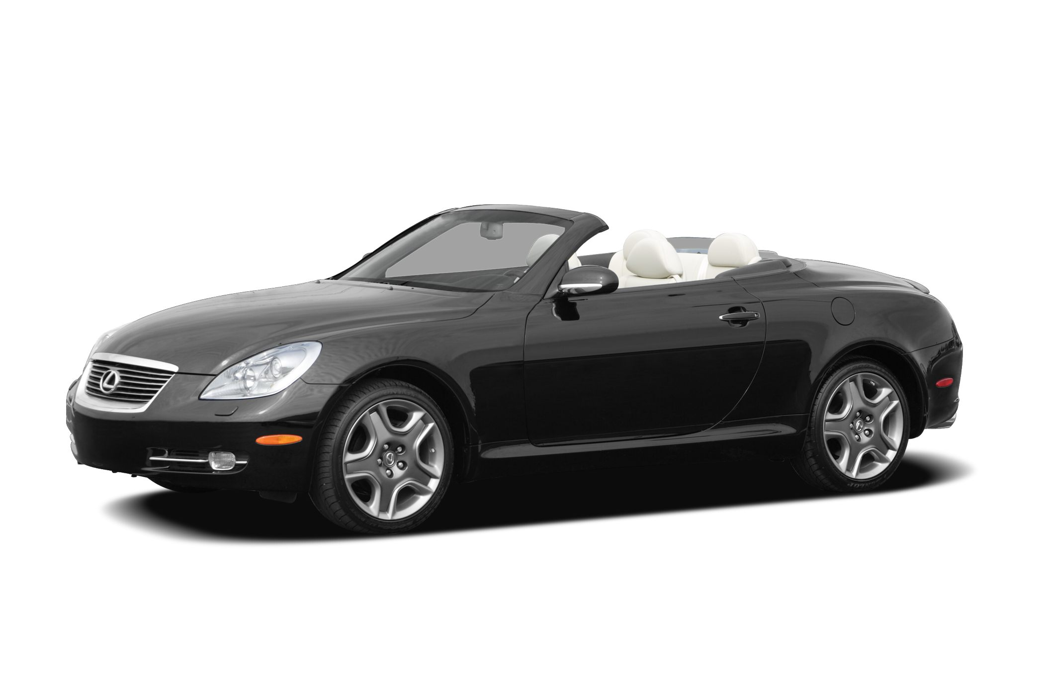 2006 Lexus SC 430 Base 2dr Convertible Information