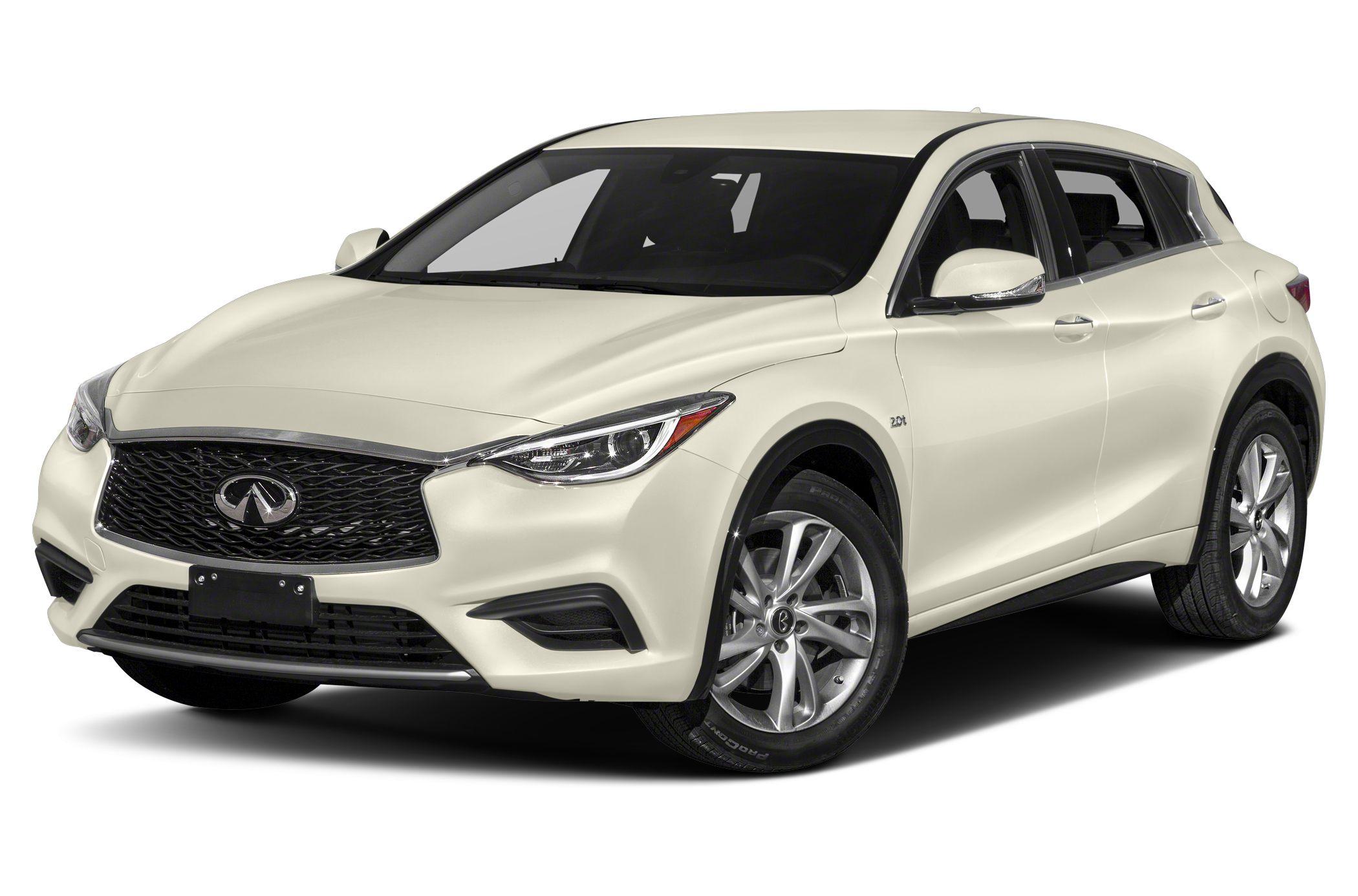 2018 INFINITI QX30 vs 2018 Lexus NX 300 and 2018 Mercedes Benz GLA
