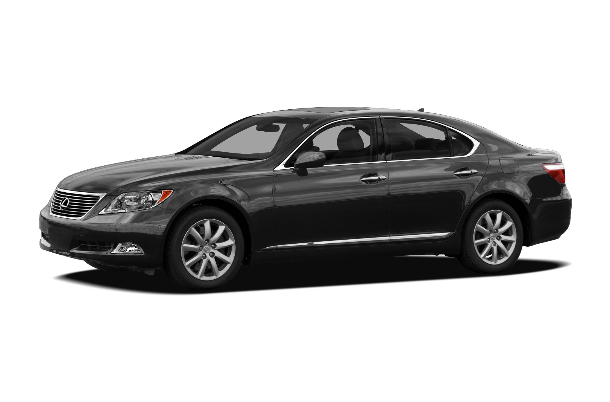 2009 Lexus LS 460 Base 4dr All wheel Drive Sedan Information