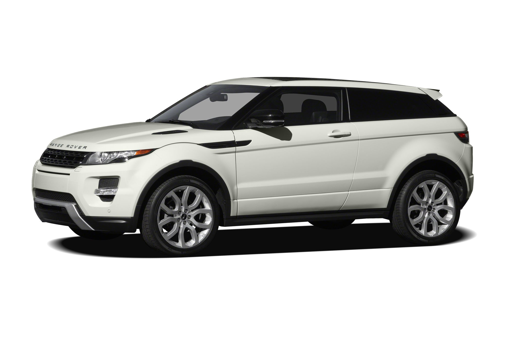 2012 Land Rover Range Rover Evoque New Car Test Drive