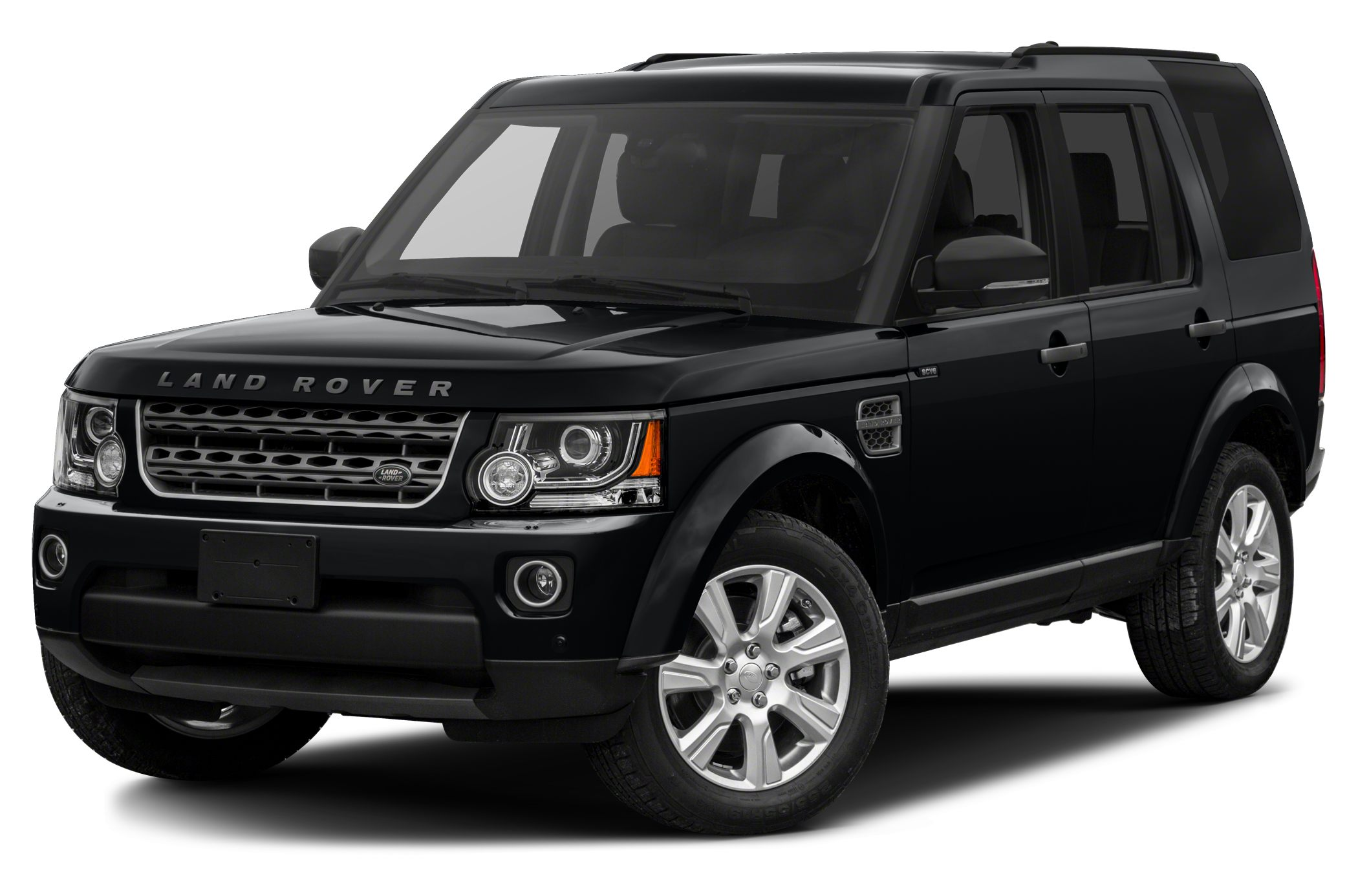 2015 Land Rover LR4 New Car Test Drive
