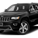 2014 Jeep Grand Cherokee Overland 4dr 4x4 Pictures