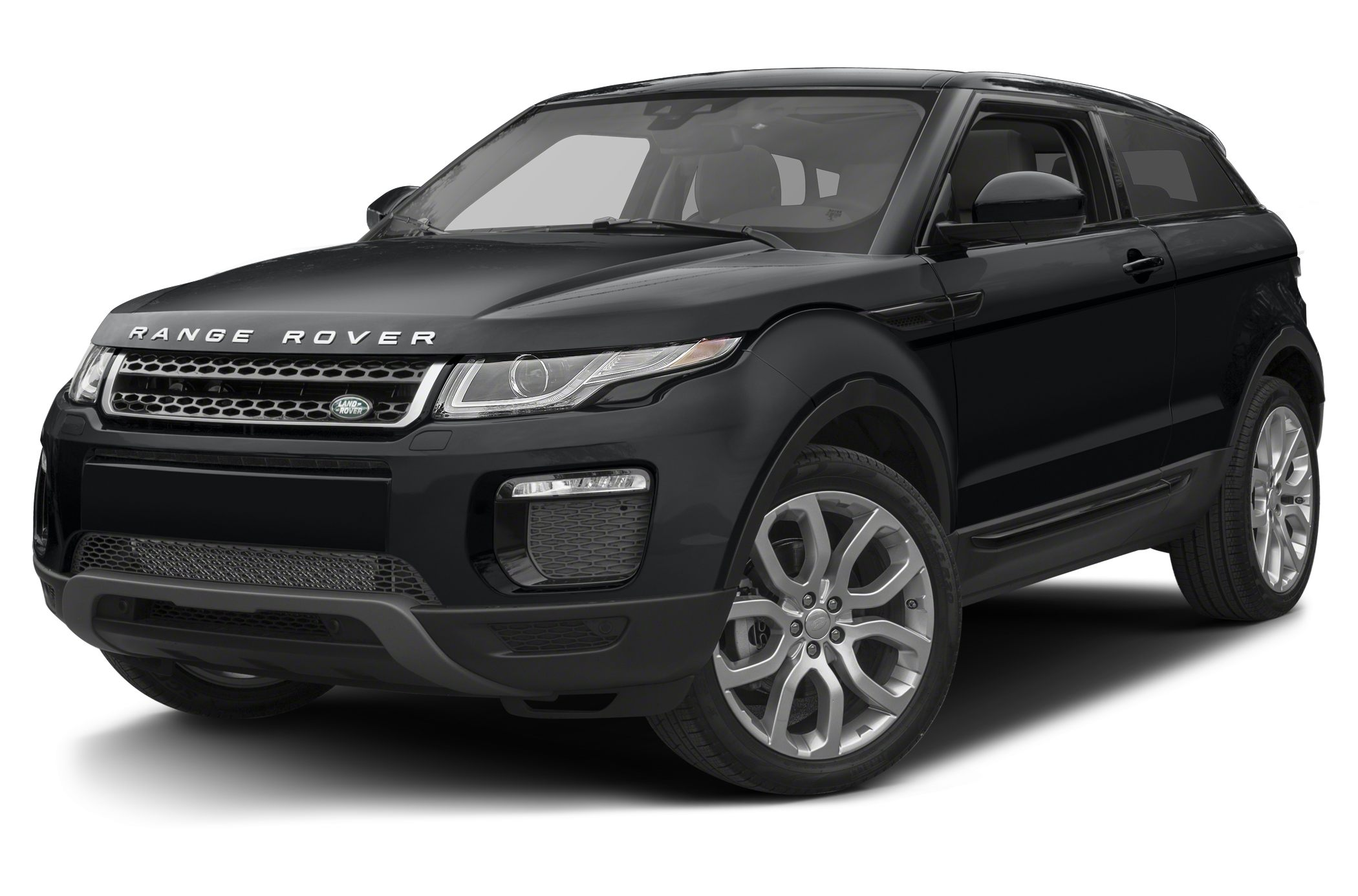 2016 Land Rover Range Rover Evoque New Car Test Drive