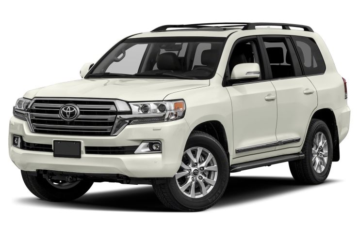 2016 Toyota Land Cruiser V8 4dr 4x4 Specs and Prices