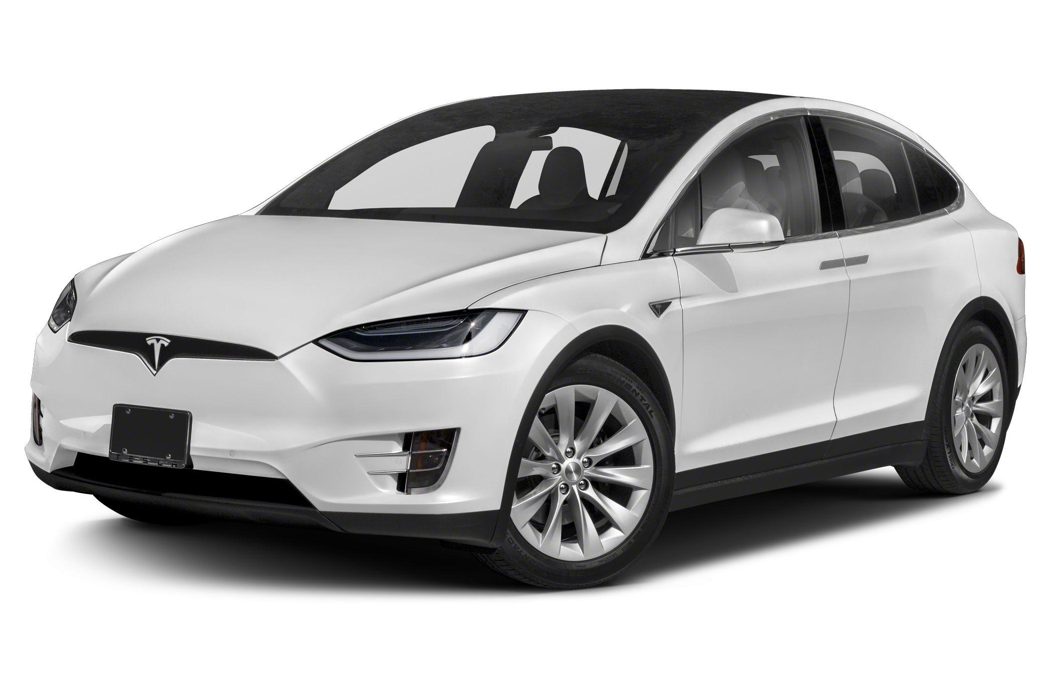 2019 Tesla Model X Information Autoblog