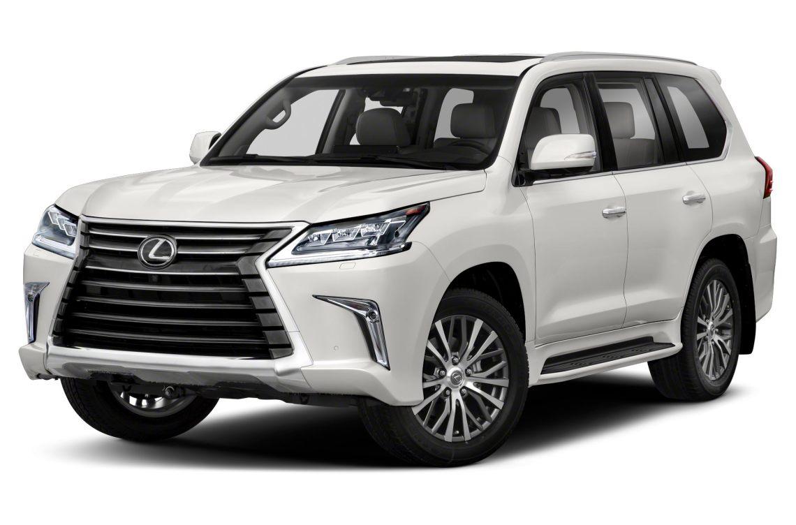2019 lexus lx 570 new car test drive