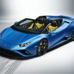 2020 Lamborghini Huracan Evo Base 2dr Rear Wheel Drive Spyder Equipment