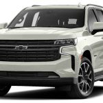 2021 Chevrolet Tahoe Pictures