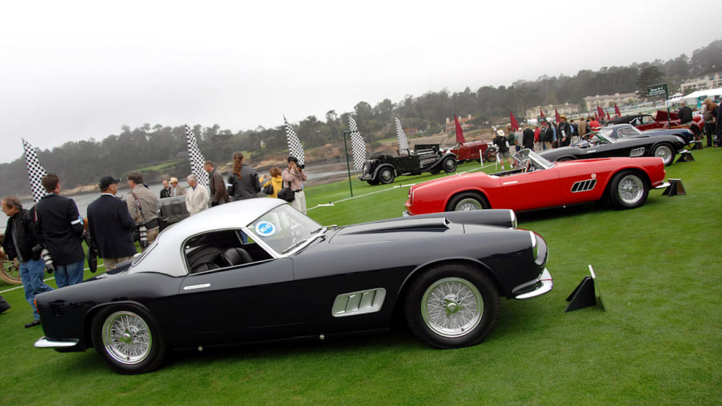 2008 Pebble Beach Concours DElegance Photo Gallery Autoblog