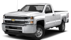2018 Chevrolet Silverado 2500HD Rebates and Incentives  WT  4x2 Regular Cab 8 ft  box 133 6 in  WB