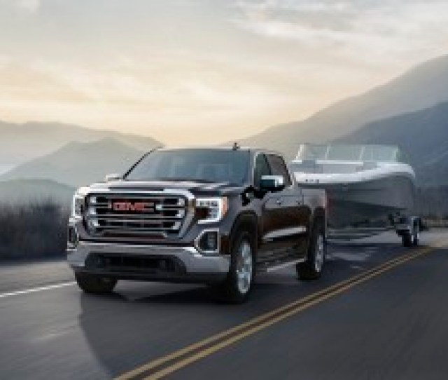 New 2019 Gmc Sierra Revealed With A Carbon Fiber Bed Available On Denali Autoblog