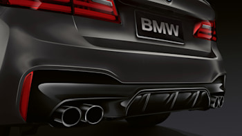 Maximum Performance And Exclusive Style The Bmw M5 Edition