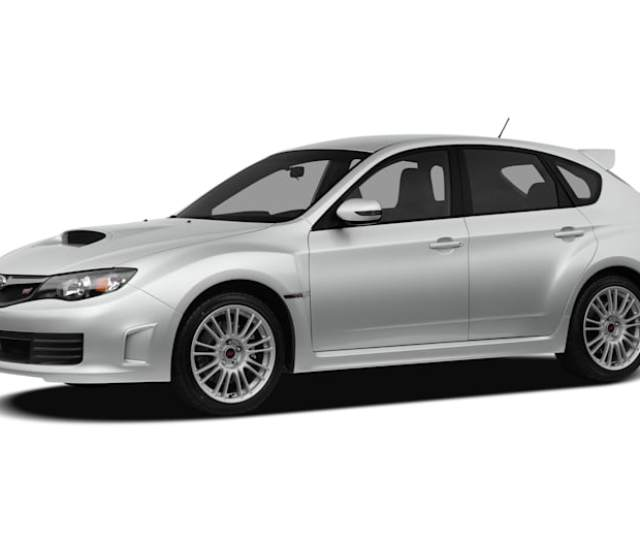 Subaru Impreza Wrx Sti Exterior Photo
