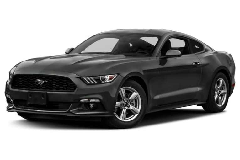 2017 Ford Mustang Information 2017 Ford Mustang