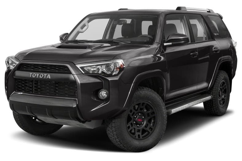Toyota 4runner Interior Colors 2017
