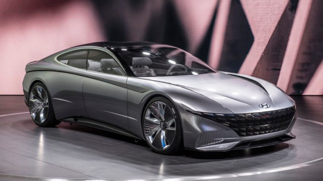 Image result for Hyundai 'Le Fil Rouge' concept