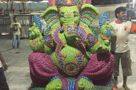 9 Innovative Eco Friendly Ganesh Chaturthi Ganpati Idols Facebook  Shree Ganesha Arts