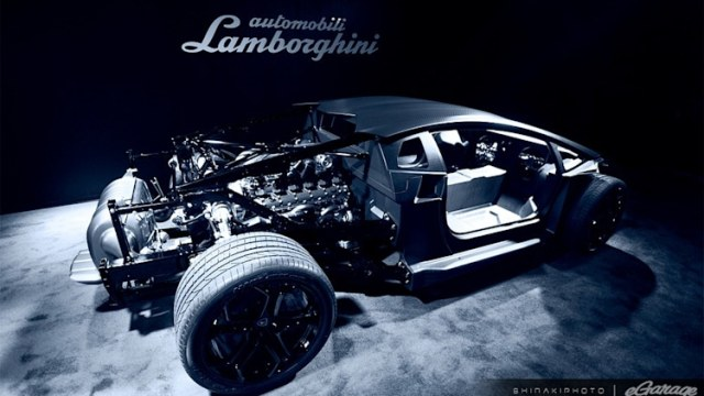 2012 Lamborghini Aventador arrives stateside Photo Gallery ...