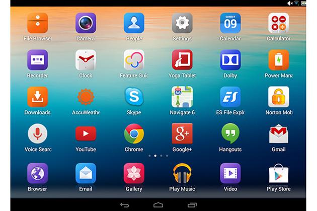 Install Google Play Tablet