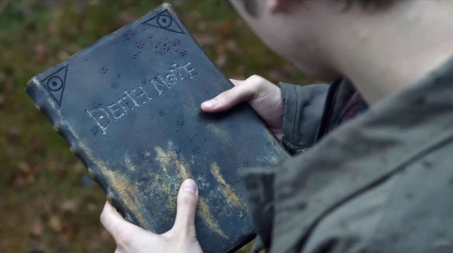 Image result for death note netflix death note