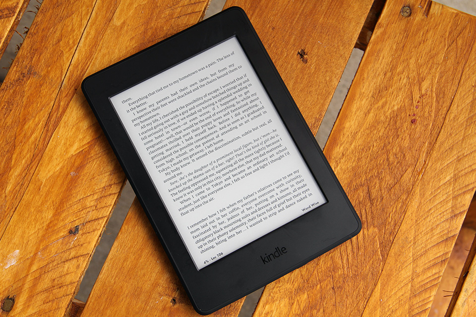 Image result for kindle voyage images
