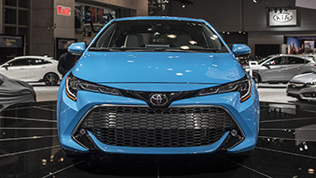Toyota Corolla Hatchback Is More Interesting Than You