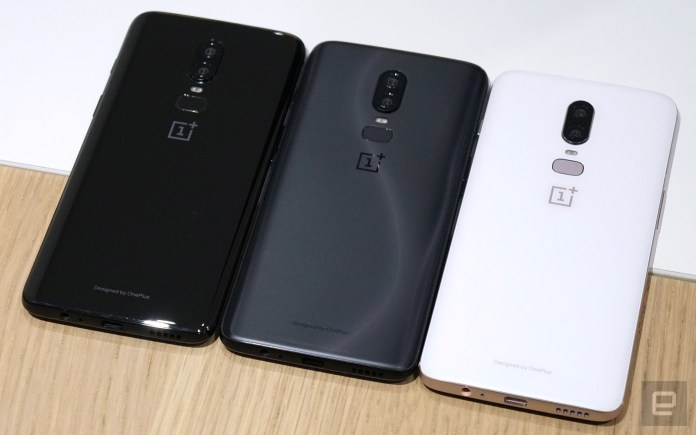 OnePlus 6 Engadget Review