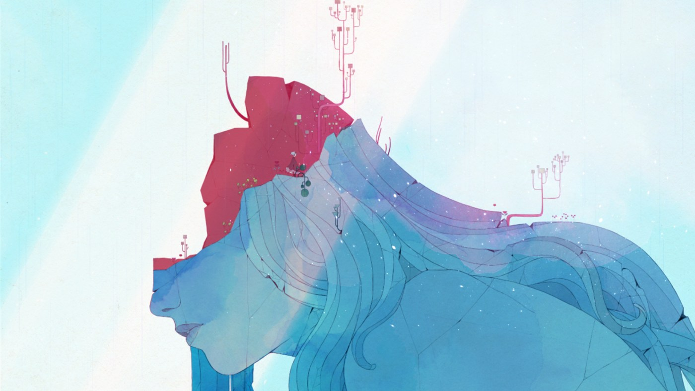 Image result for gris video game