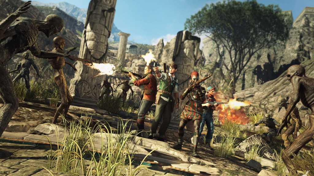 Image result for strange brigade
