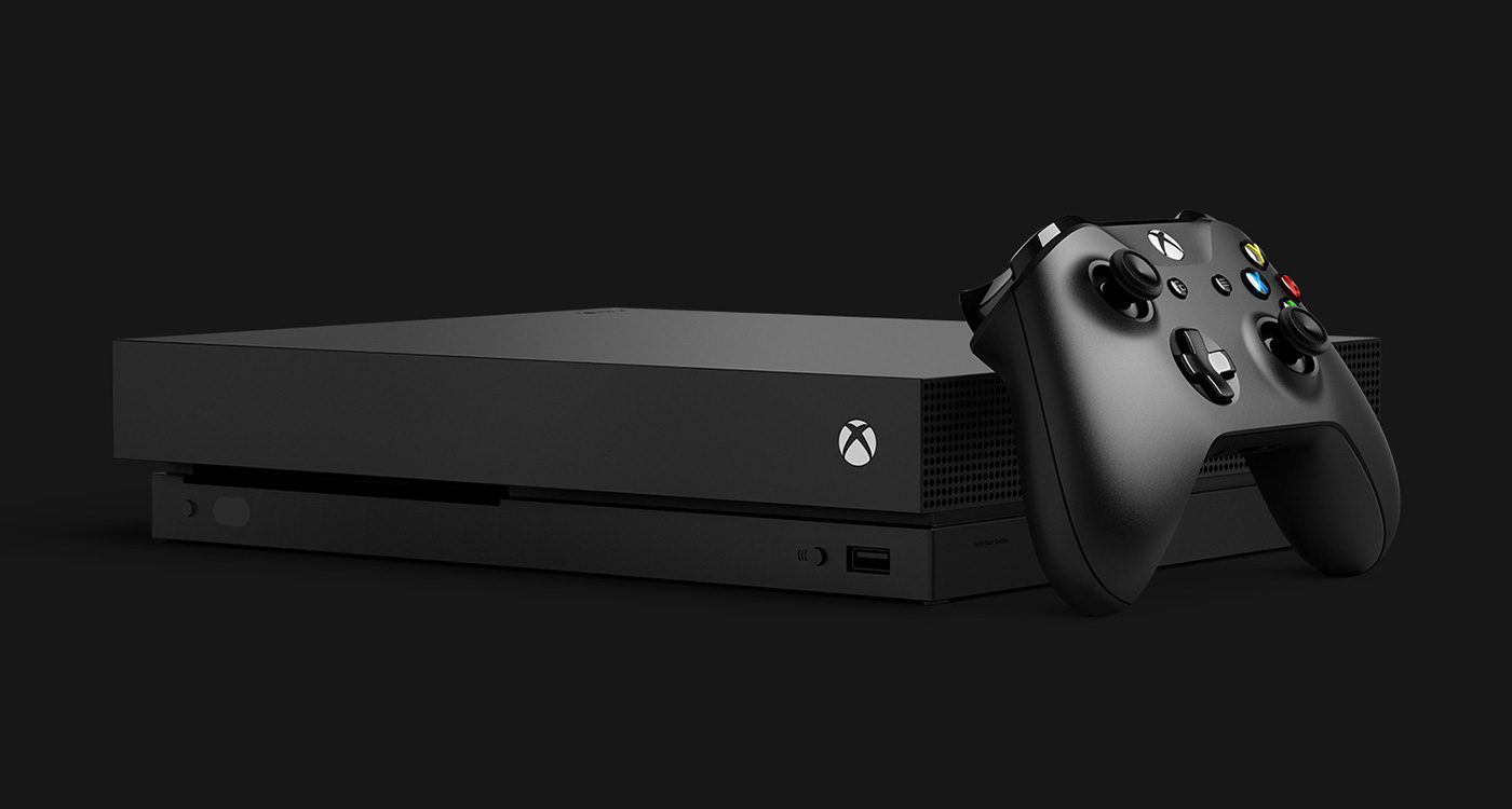 Microsoft Unveils The 499 Xbox One X The Most Powerful