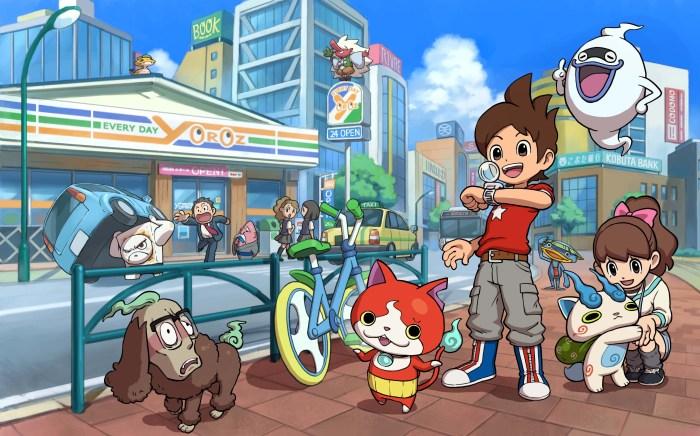 Yo-Kai Watch 4 será lançado para Nintendo Switch