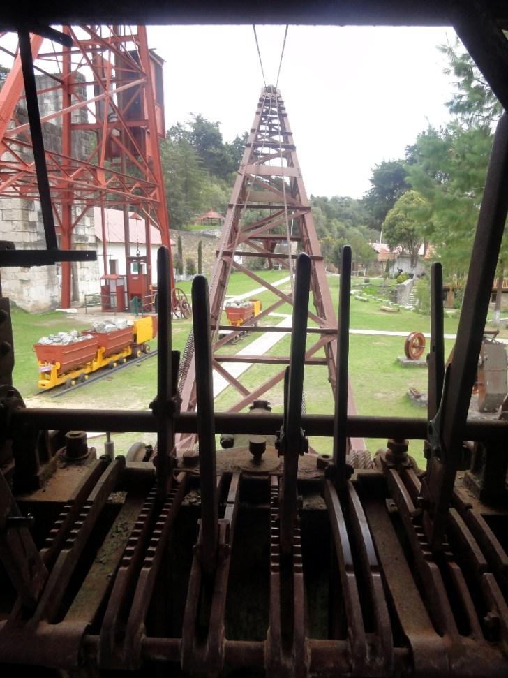 レアル・デル・モンテの鉱山博物館