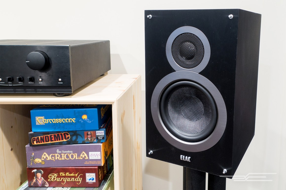 best bookshelf speakers for most stereos