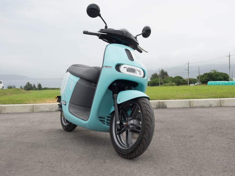 観光の足に便利!! 石垣島でシェアリング電動バイクGogoroを試す ...