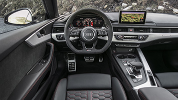 2018 Audi RS5 First Drive Boosted For Your Enjoyment