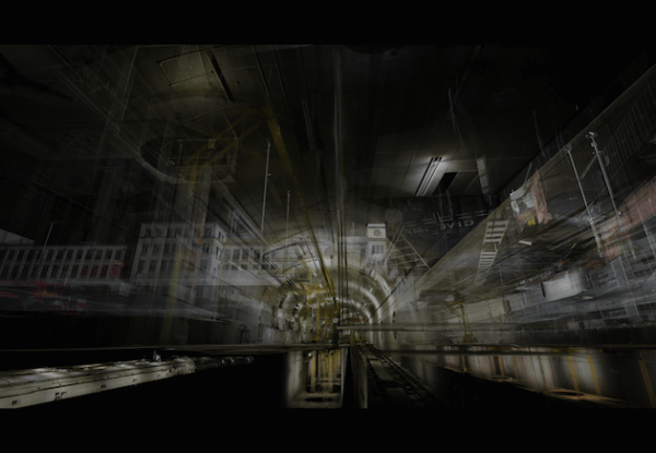 How laser scans and VR are preserving London's hidden ...