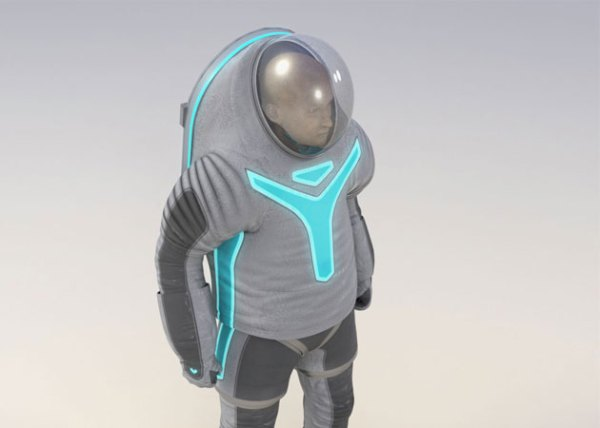 This is NASA's new Z-2 spacesuit   Engadget