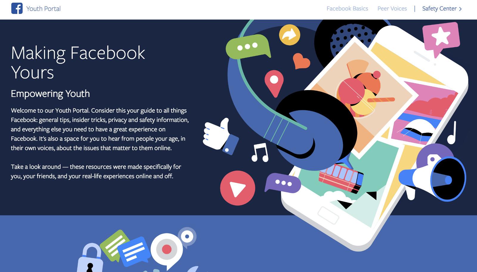 Safe Teen Social Networking Portal