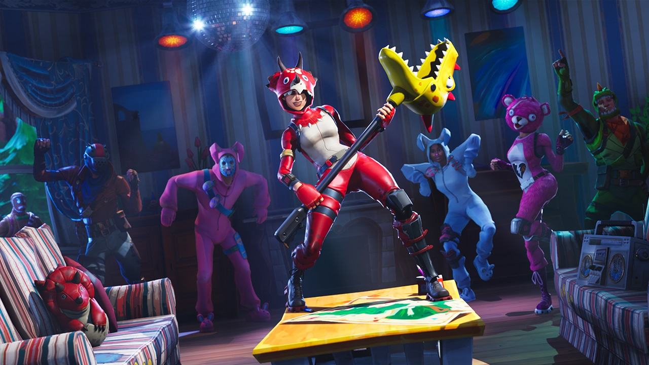 Sony Issues Non Response To Fortnite Cross Play Woes On Switch
