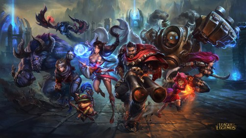 Riot used 'League of Legends' chat logs to spot bad staff | Engadget