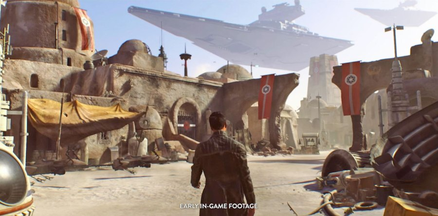 EA has a bunch of new  Star Wars  games coming